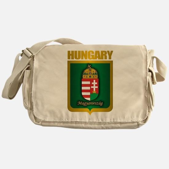 """Hungarian Gold"" Messenger Bag"