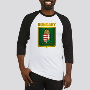"""Hungarian Gold"" Baseball Jersey"