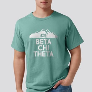 Beta Chi Theta Mountai Mens Comfort Color T-Shirts