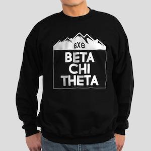 Beta Chi Theta Mountains Sweatshirt (dark)