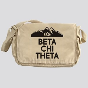 Beta Chi Theta Mountains Messenger Bag