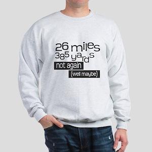 Funny 26.2 Marathon Sweatshirt