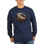 Long Sleeve Dark Goose Hunting T-Shirt