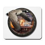 Goose Hunting Mousepad