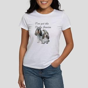 Two Pbgv's Women's T-Shirt