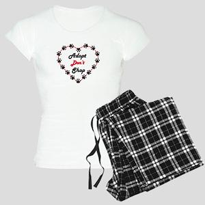 Adopt Don't Shop Women's Light Pajamas