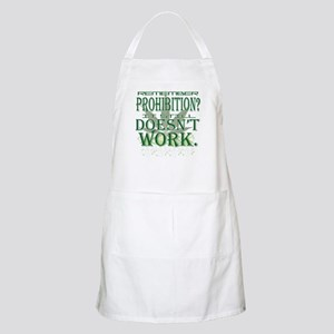 Prohibition Doesn't Work Apron