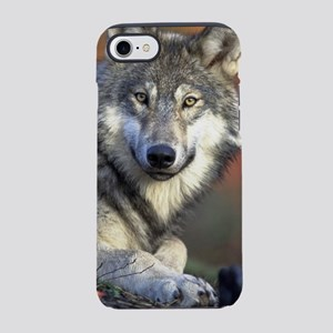 Wolf 024 iPhone 7 Tough Case