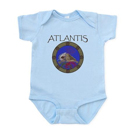 ATLANTIS Infant Bodysuit