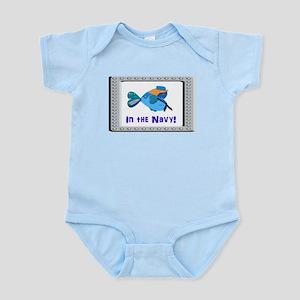 In The Navy! Infant Bodysuit