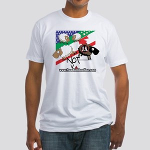 Sheeple10X10 T-Shirt