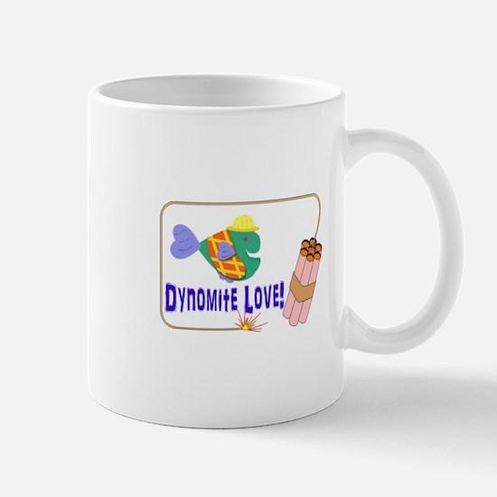 Dynomite Love Mug