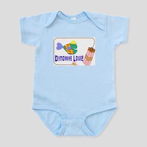 Dynomite Love Infant Bodysuit