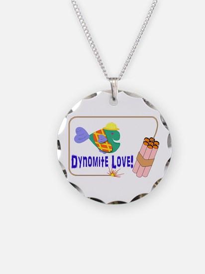 Dynomite Love Necklace