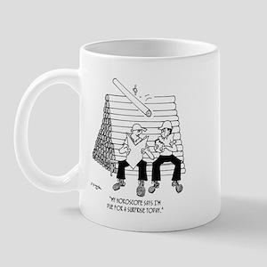 Due For A Surprise Mug