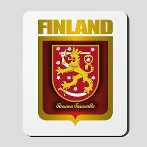 """Finnish Gold"" Mousepad"