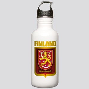 """""""Finnish Gold"""" Stainless Water Bottle 1.0L"""