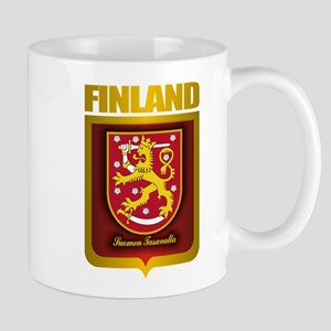 """Finnish Gold"" Mug"