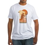 Fitted Waterfowl Hunting T-Shirt