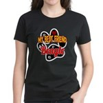 Beagle Women's Dark T-Shirt