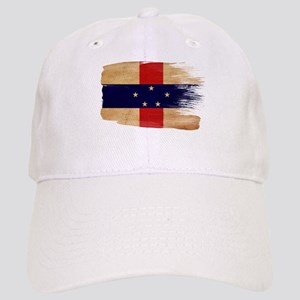 Netherlands Antilles Flag Cap