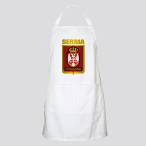 """Serbian Gold"" Apron"