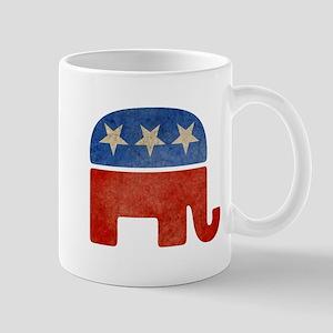 Republican Logo -Faded Mug