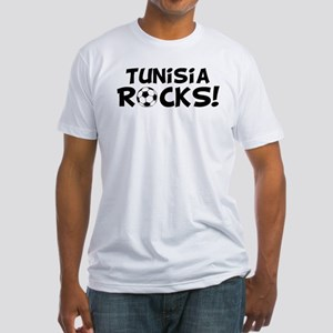 Tunisia Rocks! Fitted T-Shirt