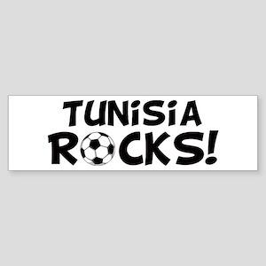 Tunisia Rocks! Bumper Sticker