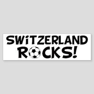Switzerland Rocks! Bumper Sticker