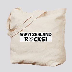 Switzerland Rocks! Tote Bag