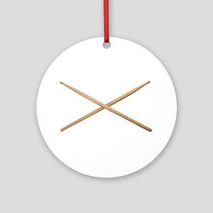 DRUMSTICKS III™ Ornament (Round)