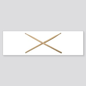 DRUMSTICKS III™ Sticker (Bumper)