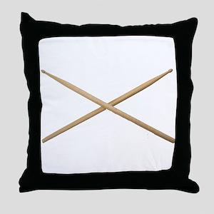 DRUMSTICKS III™ Throw Pillow