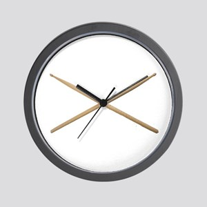 DRUMSTICKS III™ Wall Clock