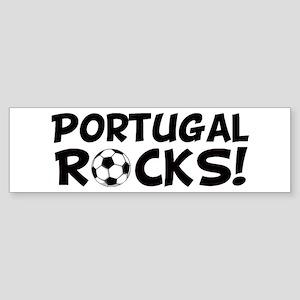 Portugal Rocks! Bumper Sticker