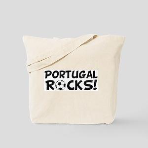 Portugal Rocks! Tote Bag