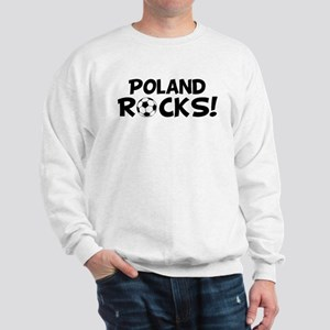 Poland Rocks! Sweatshirt