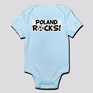 Poland Rocks! Infant Creeper