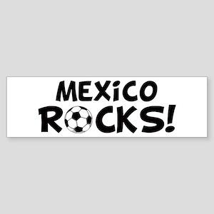 Mexico Rocks! Bumper Sticker