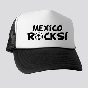 Mexico Rocks! Trucker Hat
