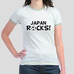 Japan Rocks! Jr. Ringer T-Shirt