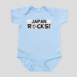 Japan Rocks! Infant Creeper