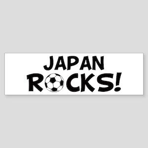 Japan Rocks! Bumper Sticker