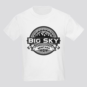 Big Sky Grey Kids Light T-Shirt