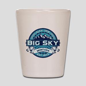 Big Sky Ice Shot Glass