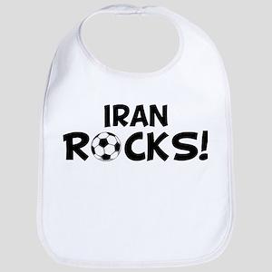 Iran Rocks! Bib