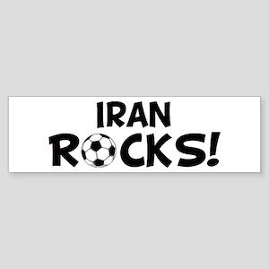 Iran Rocks! Bumper Sticker