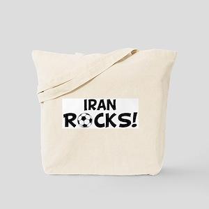 Iran Rocks! Tote Bag