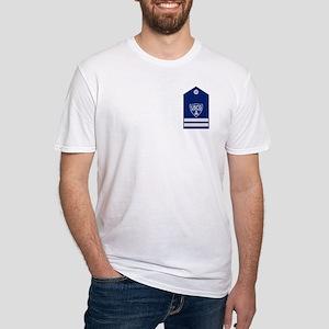 USCGA Flotilla Commander<BR> Fitted T-Shirt